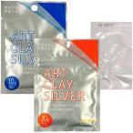 (母の日ギフト)銀粘土 アートクレイシルバー30g(5g増量) 純銀粘土 手作り シルバー アクセサリー クレイ