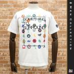 春夏/VAGIIE/3色展開 機能性Tシャツ ジャージー伸縮 UVカット BOXスマホアイコン柄 クルーネック 半袖 日本製 インナー カットソー 父の日 紳士服 メンズ バジエ