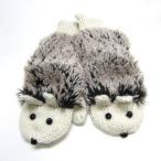 ハリネズミ ミトンタイプ手袋・グローブ     レディースファッション  財布、ファッション小物  手袋  ミトン