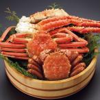 新・北海蟹づくし130(送料無料)       食品 漁家類 海産物 カニ 蟹 タラバガニ ズワイガニ 毛ガニ