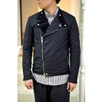 【JAMES GROSE|ジェイムスグロース】WAXED COTTON RICARDE JACKET/JI-G02-12*BR#GH