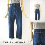 【THE SHINZONE(Shinzone)|ザ シンゾーン】ハイウエスト701 デニムパンツ/B00MSPA18*DM【一部予約・1-2月頃入荷予定N】#RG