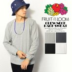FRUIT OF THE LOOM(フルーツオブザルーム) CREW NECK PACK SWEAT