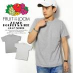 フルーツオブザルーム Tシャツ FRUIT OF THE LOOM 2-PACK POCKET S/S TEE -GRAY/WHITE-
