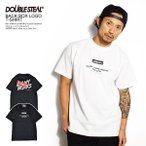 ダブルスティール Tシャツ DOUBLE STEAL BACK BOX LOGO TEE