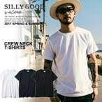 シリーグッド Tシャツ SILLY GOOD by the CRIMIE クライミー CREW NECK T SHIRTS
