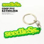 シードレス キーホルダー seedleSs COOP PVC KEY HOLDER