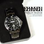 ゼファレン 腕時計 ZEPHYREN PAISLEY WATCH z16ux19
