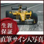 直筆サイン入り写真 佐藤 琢磨 (F1/インディカー・シリーズ グッズ)