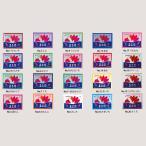 [ ゆうパケット可 ]  京花紙 243x192mm 500枚組 単色 20カラー展開  【 イベント 装飾 お花紙 いろがみ おりがみ 】
