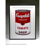 ����ǥ����������ۥ롡�����٥륹���״̥ȥޥȡ����եݥ����� Andy Warhol:Campbell's Soup I: Tomato, 1968
