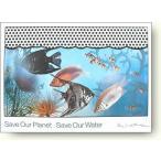 �����ꥭ�ƥ奿����Save Our Planet/Save Our Water���ڥ����ȥݥ�������