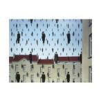 ルネ・マグリット(Rene Magritte) ゴルコンダ(Golcode) 【アートポスター】