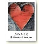 ジム・ダイン Jim Dine: The Philadelphia Heart 【アートポスター】