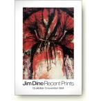 ジム・ダイン Jim Dine: Recent Prints (Robe) 【アートポスター】