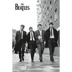 ▼ビートルズポスター The Beatles: Walking Down Street