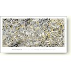 ジャクソン・ポロック(Jackson Pollock) ナンバー27, 1950年 【アートポスター】