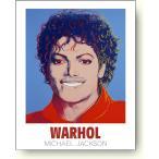 �����Ǵ����ۥ���ǥ����������ۥ롧�ޥ����롦���㥯����Andy Warhol: Michael Jackson, 1984 �ڥ����ȥݥ�������