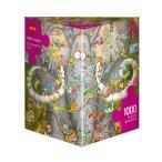 HEYE PUZZLE・ヘイパズル 29921 Marino Degano : Elephant's Life 1000 ピース