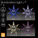 LEDセパレーツギャラクシー 2枚羽(中) /LEDイルミネーションモチーフライト/1万円で送料無料のイルミネーションモチーフ