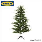IKEA/イケア 200cm クリスマスツリー CT触媒加工済み 2m ヌードツリー/光触媒を超える消臭効果