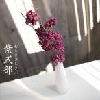 人工観葉植物/造花 紫式部のスタイリッシュポット/IKEA イケアデザインポット/光触媒を超える消臭効果