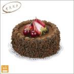 デコレーションケーキ チョコレートケーキ(ホール) /フェイクフード(食品サンプル)店舗装飾 ディスプレイ(別途料金で、無光触媒/CT触媒加工可)食品サンプル