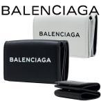 バレンシアガ 財布 レディース 新品 三つ折り財布 エブリディ ミニミニ財布 ブランド BALENCIAGA 516402 DLQ4N