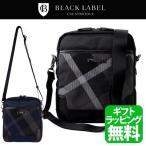 ショッピングブラックレーベル ブラックレーベル クレストブリッジ ショルダーバッグ メンズ ポーチ サコッシュ チェック ブランド BLACK LABEL CRESTBRIDGE 51140-705[S]