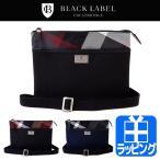 ブラックレーベル クレストブリッジ BLACK LABEL バッグ ショルダー サコッシュ メンズ ブランド 511-31-204 クリスマス プレゼント