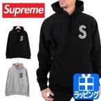 ショッピングsupreme シュプリーム Supreme パーカー 18AW S Logo Hooded Sweatshirt