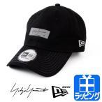 ヨウジヤマモト ニューエラ キャップ 帽子 SS19 LABEL 本物 ロゴ メンズ HH-H60950