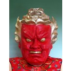 M2 仁王 変装・仮装・変装グッズ・かぶりもの・被り物・かぶり物・マスク・着ぐるみ・お笑い・ドッキリ・ホラーマスク