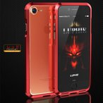 超人気バンパー GX-1 iphone7 iphone7plus ケース アイホン7アルミバンパー合金フレーム 軽型薄型高品質金属メタルカバー新発売