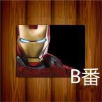 アイアンマン マウスパッド Iron Man 絵柄 格好いい印刷 パソコン周辺大人気個性