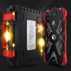 雷神〜頑丈版 iphoneX ケース 金属合金 iPhone X 最強カバーアイフォンXアルミバンパースマホケース超人気格好いい新登場