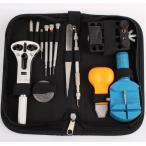 工具, 保养用品 - 腕時計工具13点セット/電池交換/専用ケース入り
