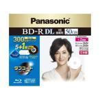 ショッピングブルー Panasonic ブルーレイディスク 日本製 録画用 2倍速(追記型) 6枚パック LM-BR50W6L