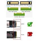 EASYDIY USB-C M.2 SATA SSDケース(NGFF SATA Based Key 対応), USB 3.1 M.2 SSD