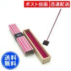 かゆらぎ 薔薇(ばら) お香 香立付 40本入 日本香堂