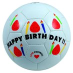 SFIDA(スフィーダ) フットサルボール Happy Birthday BSFHB01 フットサル ボール WHITE 15FW