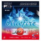 DONIC(ドニック) ブルーファイアJP03裏ソフトラバー AL068 卓球 ラバー ブラック 15SS