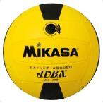ミカサ(MIKASA) ドッジボール3号 MGJDB ボール キ/クロ 14SS