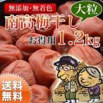 梅干し 無添加 1.2kg