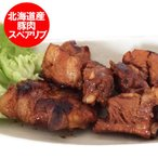 送料無料 スペアリブ 豚 スペアリブ 北海道産 豚肉 北海道の骨付き豚肉スペアリブ 1kg(1キロ)×2 価格 5000 円 ポッキリ スペアリブはカット済み(約5cm程度)