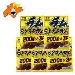 ジンギスカン 送料無料 ラム肉 味付け ジンギスカン  200g×3パック×5セット 価格6740円 共栄食肉 加工 味付けジンギスカン ラム