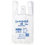 レジ袋LL 1袋100枚入 45号 乳白色 スーパーの袋 ゴミ袋 ビニール袋 使い捨て袋 メール便可 ポイ ント消化
