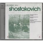 ショスタコーヴィチ 交響曲第5&10番 ロストロポーヴィチ指揮 2枚組CD
