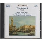 ヴィヴァルディ(1678-1741) オーボエ協奏曲集 Vol.2