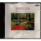 シベリウス 交響曲第5&7番 カラヤン指揮